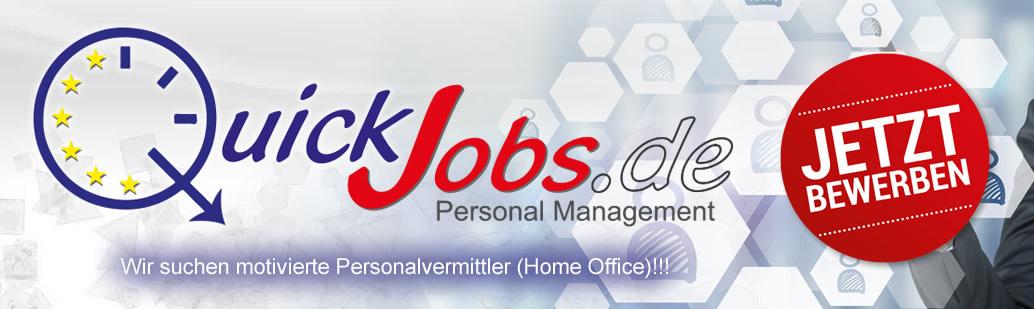 Wir suchen nach motivierten Personalvermittlern im Home Office.