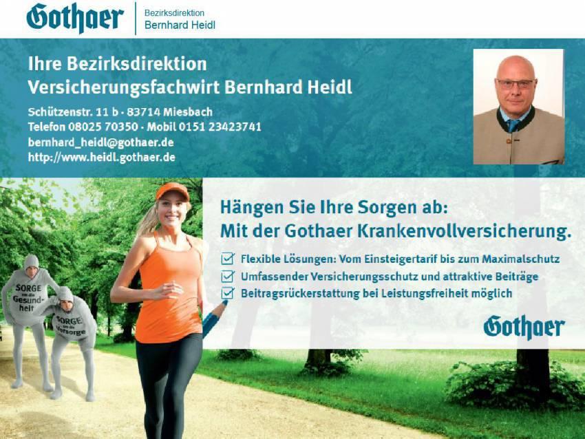 Tegernseeaktuell Gothaer Versicherung Bezirksdirektion Bernhard