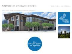 Seeforum Rottach-Egern - Kulturzentrum - Eventlocation