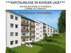 PIENZENAUER Immobilien - Zwei Zimmer Wohnung Miesbach