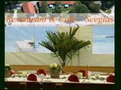Cafe und Restaurant Seeglas