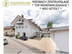 PIENZENAUER Immobilien - Mehrfamilienhaus im Zentrum Miesbach