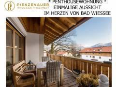 PIENZENAUER Immobilien - Penthouse Wohnung in Bad Wiessee