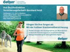Gothaer Versicherung - Bezirksdirektion Bernhard Heidl