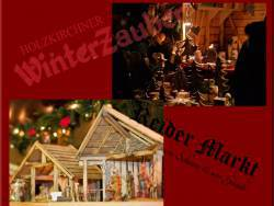 Weihnachtsmärkte - Christkindlmärkte-Adventmärkte