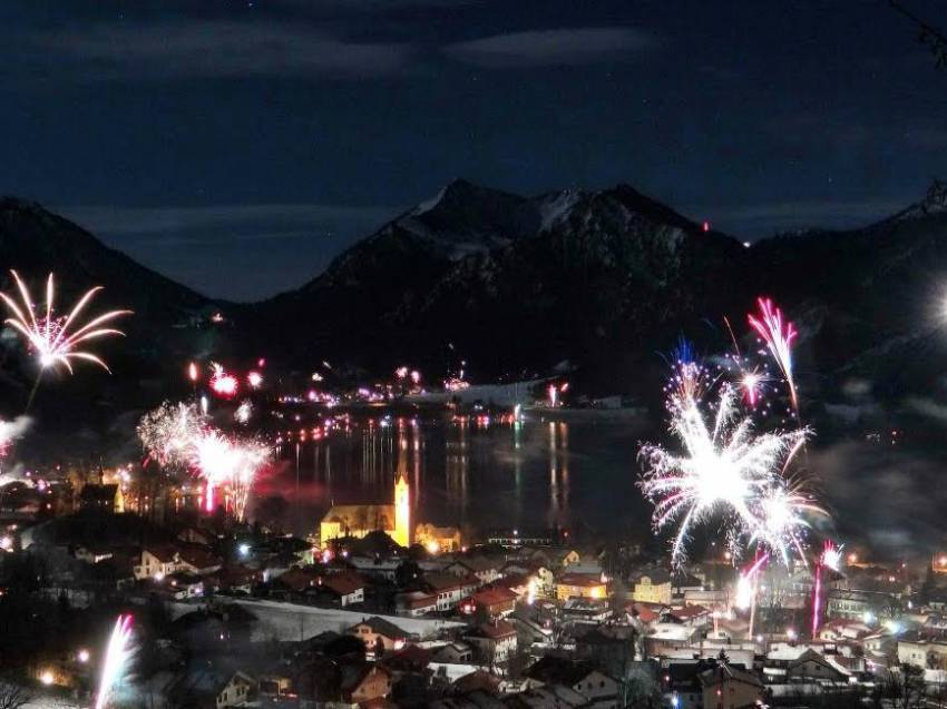 Silvester Am Tegernsee