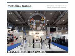 Messebau Franke - Messebau München - national und international