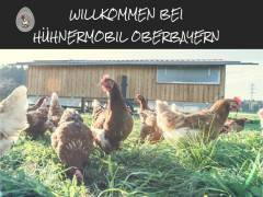 Hühnermobil Oberbayern